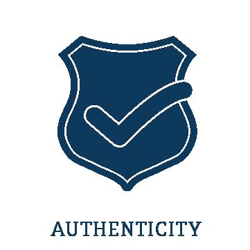 authenticity icon